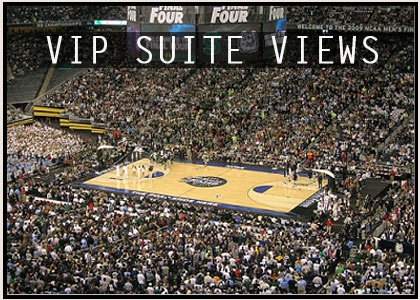 final four luxury suites